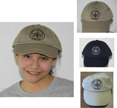 North American Aviation Embroidered Khaki Hats,