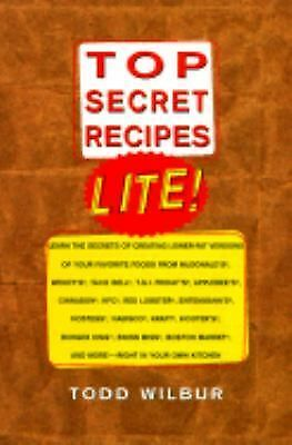 Top Secret Recipes Lite!, Wilbur, Todd