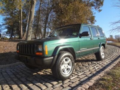 Jeep : Cherokee Sport / Classic *FREE SHIPPING* CHEROKEE SPORT CLASSIC NO RUST NO RESERVE XJ Wrangler 4X4 4.0 Box Rig LOW MILES
