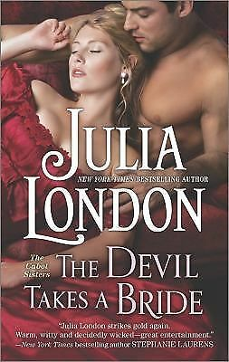 The Devil Takes a Bride (The Cabot Sisters), London, Julia