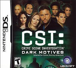 CSI: Dark Motives, UBI Soft