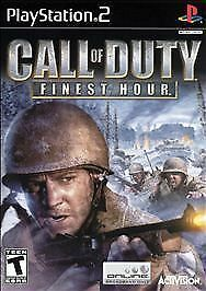 Call of Duty: Finest Hour Sony PlayStation 2
