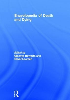 Encyclopedia of Death and Dying,