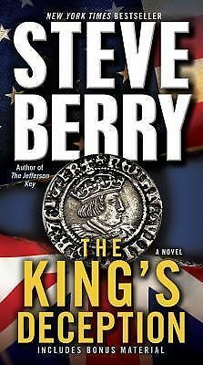 The King's Deception (Cotton Malone), Berry, Steve