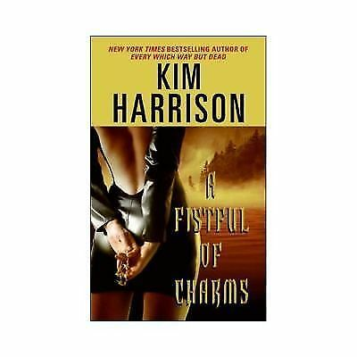 A Fistful of Charms (The Hollows, Book 4), Harrison, Kim
