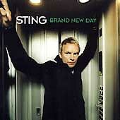 Sting: Brand New Day (CD, 1999, A&M Records, 0694904432)