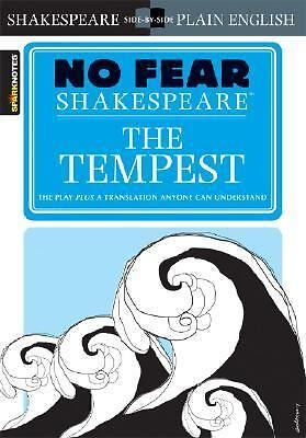 The Tempest (No Fear Shakespeare), William Shakespeare