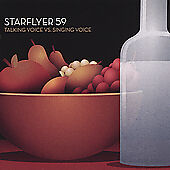 Talking Voice vs. Singing Voice by Starflyer 59 (CD, Apr-2005, Tooth & Nail)