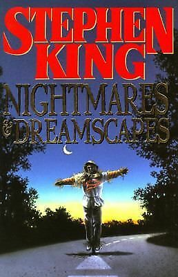 Nightmares & Dreamscapes, King, Stephen