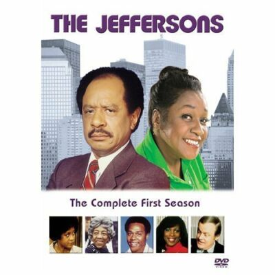 JEFFERSONS:COMPLETE FIRST SEASON,