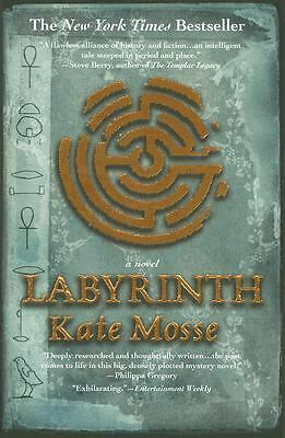 Labyrinth by Kate Mosse (2007, Paperback)