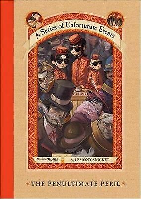 A Series of Unfortunate Events Ser.: The Penultimate Peril 12 by Lemony...
