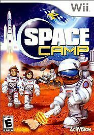 Space Camp - Nintendo Wii, Activision Inc.