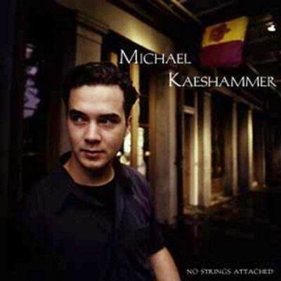 No Strings Attached by Michael Kaeshammer (CD, Sep-2001, Alma Records)