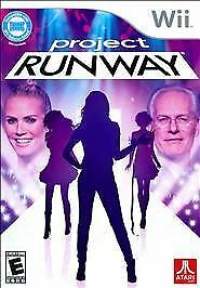 Project Runway - Nintendo Wii, Atari Inc.