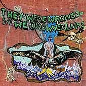 They Were Wrong, So We Drowned by Liars (CD, Feb-2004, Mute)