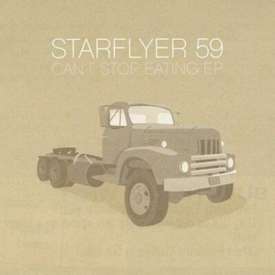 Can't Stop Eating [EP] by Starflyer 59 (CD, Oct-2002, Tooth & Nail)