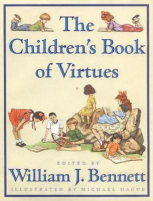 The Children's Book of Virtues,
