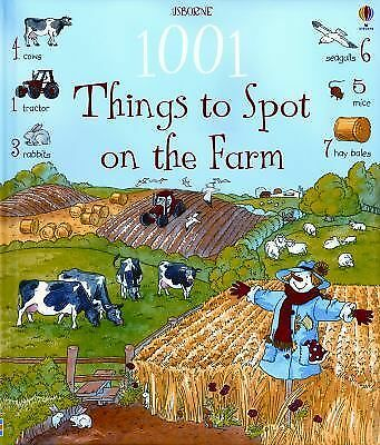 1001 Things to Spot on the Farm (Usborne 1001 Things to Spot), Doherty, Gillian