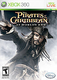 Pirates of the Caribbean: At World's End - Xbox 360, Disney