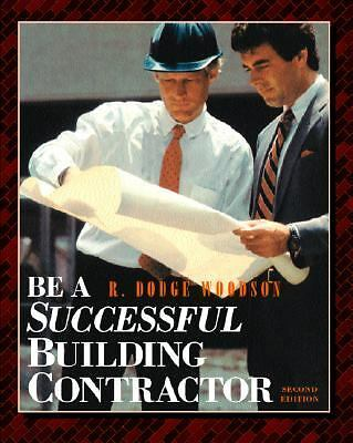 Be A Successful Building Contractor, McGraw-Hill Professional