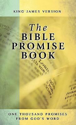 The Bible Promise Book, Barbour Publishing