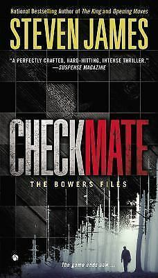 Checkmate: The Bowers Files, James, Steven