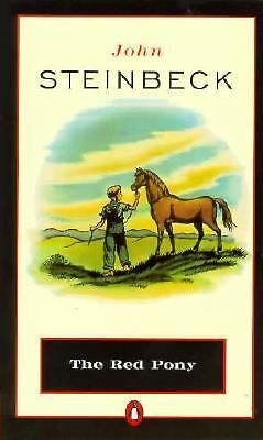 THE RED PONY by John Steinbeck - A Pengiun Book $8.00