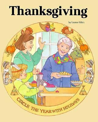 Thanksgiving by Laura Alden (1993, Hardcover)