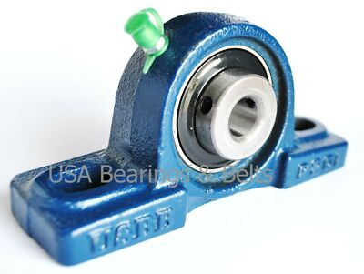"1/2"" Pillow Block Bearing,UCP201-8 Solid Foot P201 Unit"