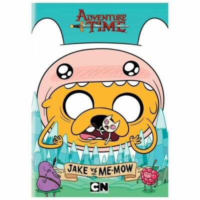 Adventure Time - Jake Vs Me-Mow 3