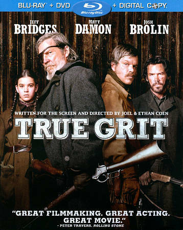 True Grit (Two-Disc Blu-ray/DVD Combo)