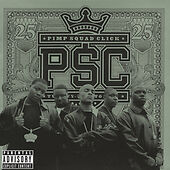 25 to Life [PA] by P$C (CD, Sep-2005, Atlantic (Label))