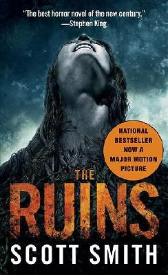 The Ruins by Scott Smith (2008, Paperback, Movie Tie-In)