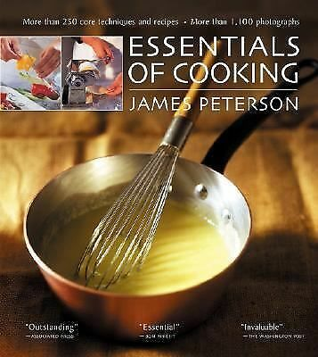 Essentials of Cooking Peterson, James