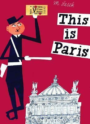 This is Paris (This is . . .), Miroslav Sasek, Acceptable Book