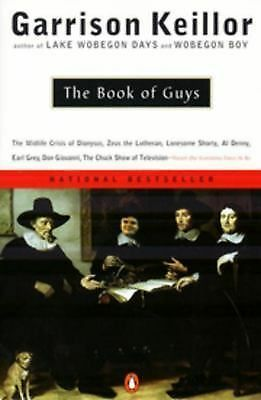 The Book of Guys Keillor, Garrison