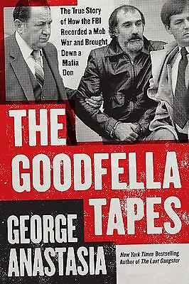 The Goodfella Tapes, Anastasia, George, Acceptable Book