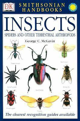 Smithsonian Handbooks: Insects (Smithsonian Handbooks) McGavin, George C.