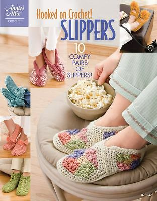 Hooked on Crochet! Slippers, , Good Book