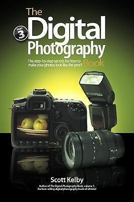 The Digital Photography Book, Volume 3, Scott Kelby, Acceptable Book