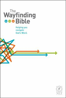 The Wayfinding Bible NLT, , Good Book