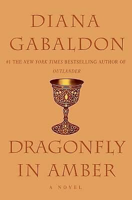 Dragonfly in Amber, Diana Gabaldon, Acceptable Book