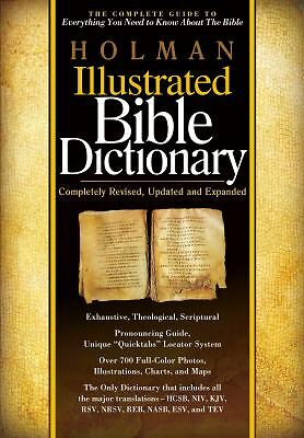Holman Illustrated Bible Dictionary, , Good Book