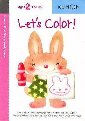Let's Color! (2005, Paperback, Workbook)