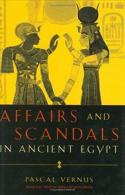 Affairs and Scandals in Ancient Egypt