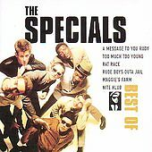 THE SPECIALS - BEST OF - GOOD USED COPY!  $1 SHIPPING!