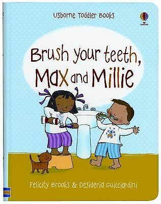 Brush Your Teeth, Max and Millie (Toddler Books)