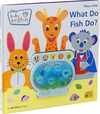 What Do Fish Do? (Play-A-Song) Editors of Publications International Ltd. Board