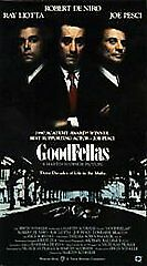 Goodfellas (VHS, 1991, Closed Captioned)